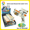 COOL PROJECTOR GUN W/ SOUND/LIGHTS/SWEET/CANDY