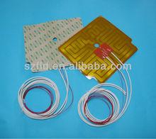 personalizar laimpresora 3d poliimida cine calentador 260x290mm 12v 145w