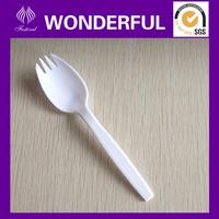 PP2505 disposable plastic cutlery (spork)