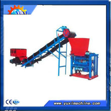 Germany special design!!manul process concrete brick machine/cement portable block & brick making machine