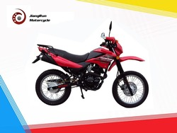 Two wheels and Single-cylinder 200cc Brazil motorcoss / street dirt motorcycle on sale