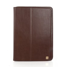 Elegant style PU tablet protective case for IPAD AIR