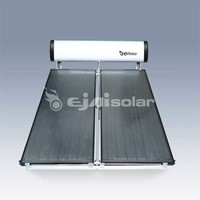 150L best quality energy saving flat panel solar water heater made in China export to USA,Canada,South Africa,Europe