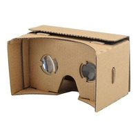 good quality 3.5-6.5 inches mobilephone use wholesale google 3d glass cardboard vr
