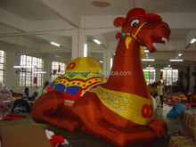 Factory directly inflatable cartoon camel advertising inflatable model