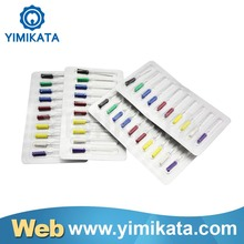 Dental Supplier Colourful Pattern Dentist Used profile endo system