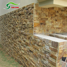 Best Price Factory Direct Sale Slate Natural Stone Wall Paper With High Quality