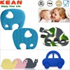 funny baby teether Products for Newborns silicone baby toothbrush teether