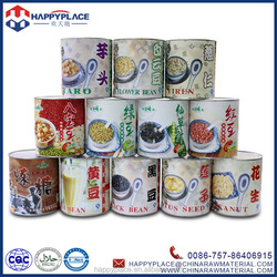 Cheap canned food for bubble tea