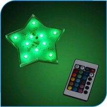 2015 New ProductChristmas&Home Decoration /Inflatable Night Club Decoration Star