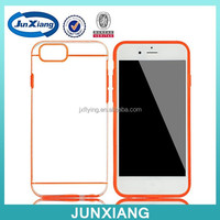 fancy pc back cover tpu bumper case for iphone 6 slim cell phone case