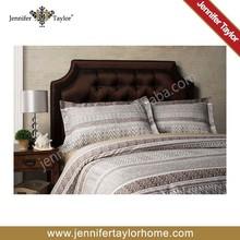 New oem odm cotton satin queen size bedding set