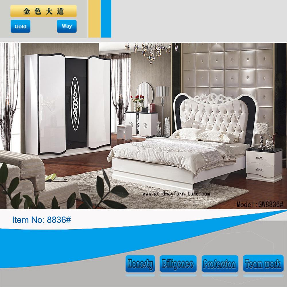 Trade Insurance Whole Sale Bulk Professional Bedroom Furniture