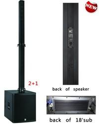 2015CVR active line array +speakers subwoofer+ column bluetooth speaker