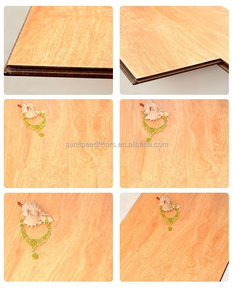 303 Indoor Usage Best Eco Laminate Flooring
