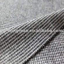 Jacquard Wool Woven Fabric for Dress