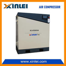 electric air compressor XLPM25A-A6 25HP 18.5KW direct drive frequency screw oil frequency