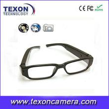 High Definition 720P Hidden Video Camcorder Glasses Camera