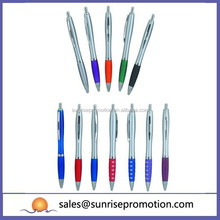 Cable Organizers Promotional Ball Metallic Pen