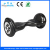 Ship from USA warehouse two wheel smart board bluetooth connection self balancing scooter with LED lighting