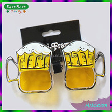 Novelty Funny Beer Party Glasses