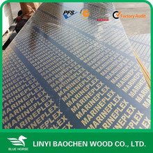 """1/2"""" Combi core film faced plywood, 13 ply / Linyi marine plywood manufactuer"""