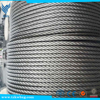 202stainless steel wire ropes with long service life