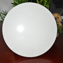 280 g 100% algodón blanco lona redonda venta al por mayor