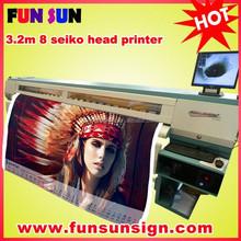 challenger 3.2m /10ft Flex banner solvent printing machine (SPT510-35PL,high speed ,light duty )