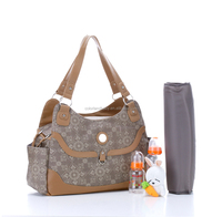 Big Size Baby Nappy Bag, Leather Diaper Bag, Kids' Changing Bag