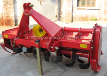 Spring Rotavator tractor used mini blades Italy rotary tiller