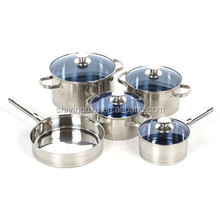 vertical bottom/sandwich bottom stainless steel cookware and kitchen ware