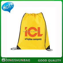 Bottom price factory direct branded customize mesh drawstring bag