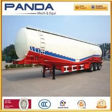 40CBM Vacuum Cement Tanker Trailer