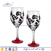 party supplies christmas decorations glass goblet