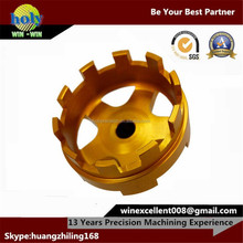 High precision mechanical OEM and ODM CNC Machining parts with CNC machining Brass/Aluminum CNC Parts