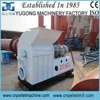 CE approved Yugong wood sawdust hammer crusher,wood chip crusher