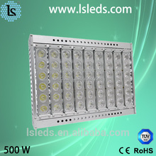 hot sale 500w outdoor led flood light anti corrosion ,bright flood light