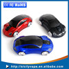 Wireless car shape 2.4G wireless optical computer mouse driver