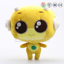 Plush cartoon character toys, plush movie toys,Japanese anime characters toys,