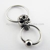 Slave Rings Body Jewelry Skull BCR