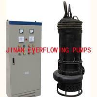 industrial submersible sand dredge pump