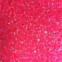 Dance shoes glitter pu leather fabric with 0.8MM thickness HX1132