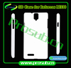 3d sublimation diy blank cell phone case cover skin for SFP- Infocos M330