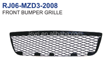 auto parts front bumper grille for mazda 3