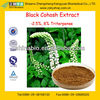 GMP Manufacturer Supply Natural Black Cohosh Extract with Triterpene Glycosides