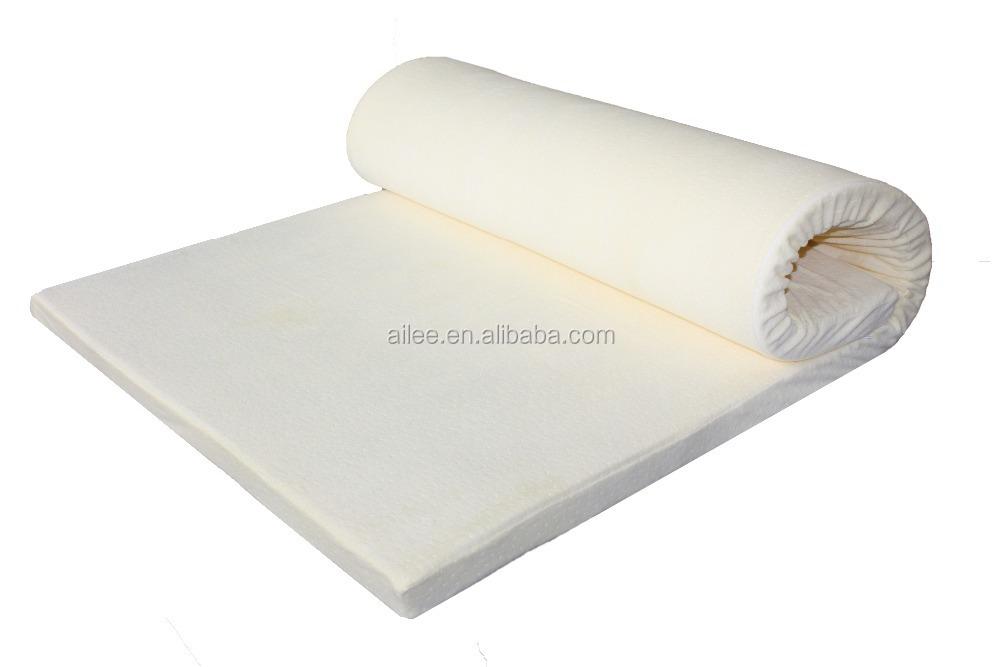 High Density Slow Rebound Viscose Elastic Foam Mattress