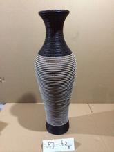 high quality plastic flower vase