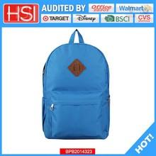 audited factory wholesale price stock lot pvc school bag