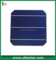 hot sale 6*6 monocrystalline A grade solar cell 3x6 polycrystalline cells B grade